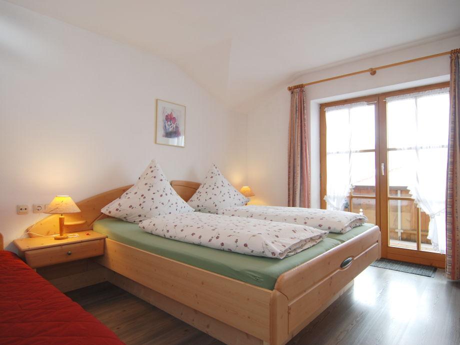 Schlafzimmer Komforthöhe