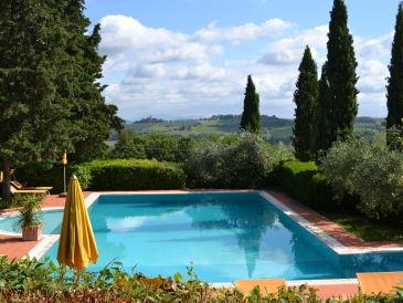 Holiday apartment in Residence Villa La Cappella