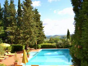 Ferienwohnung in Residence Villa La Cappella