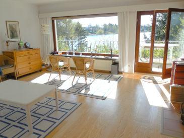 """Ferienhaus """"Seeuferhaus"""" am einmaligen Ostseefjord Schlei"""
