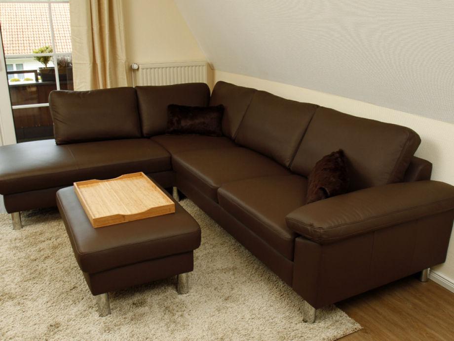 Ferienwohnung 4 im landhaus rosenhof cuxhaven duhnen for Wohnzimmer sitzecke