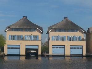 Ferienhaus Schiffhaus Stavoren