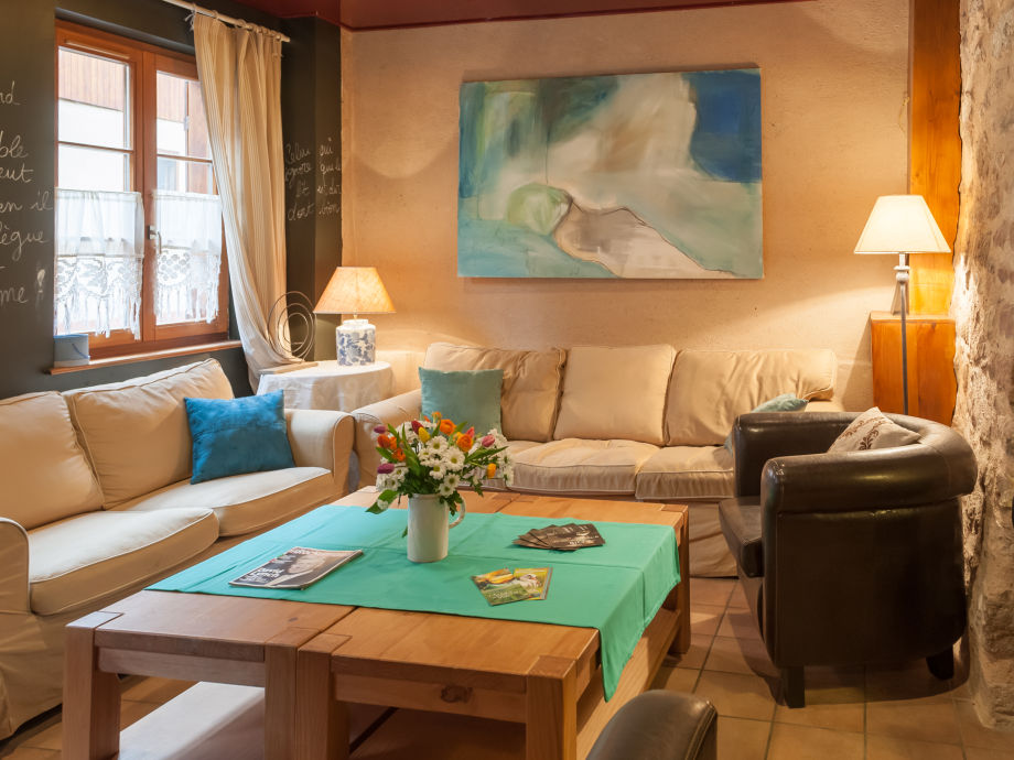 Ferienhaus La Maison Bleue, Weinstrasse, Elsass, Colmar ...