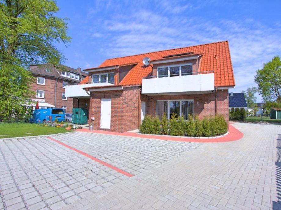 Außenansicht Residenz Cuxhaven Döse