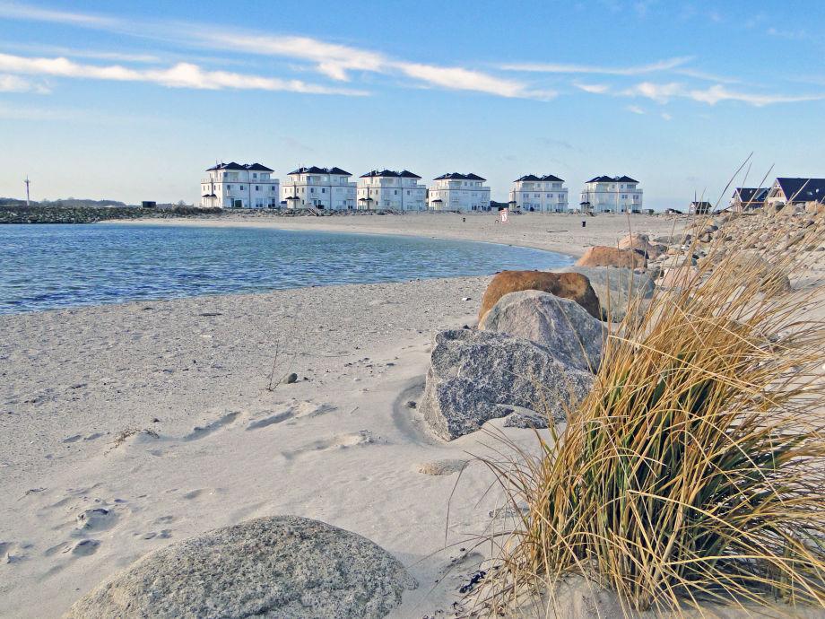 Urlaub direkt an der Ostsee in unserer Strandvilla!