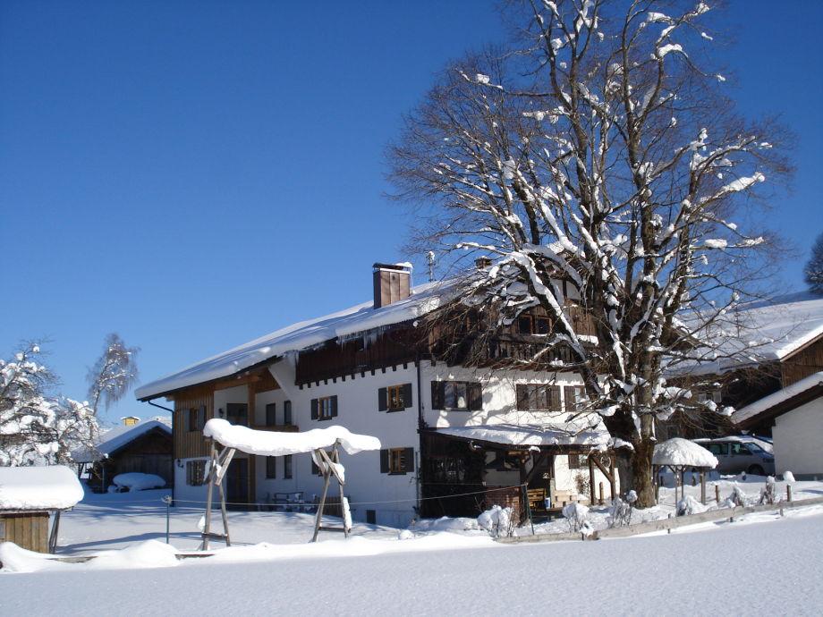Winterurlaub in unserem Landhaus