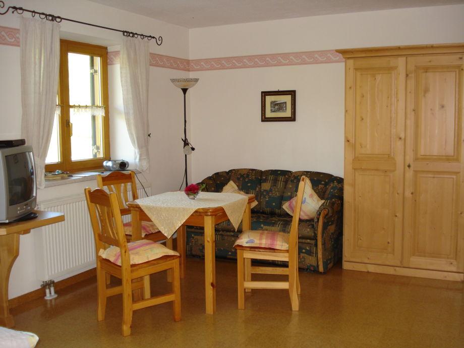 apartment landhaus baumann oberallg u herr albert hatt. Black Bedroom Furniture Sets. Home Design Ideas