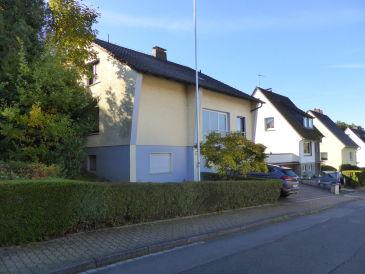 Ferienwohnung Haus Nacke 1. OG, mit Südbalkon