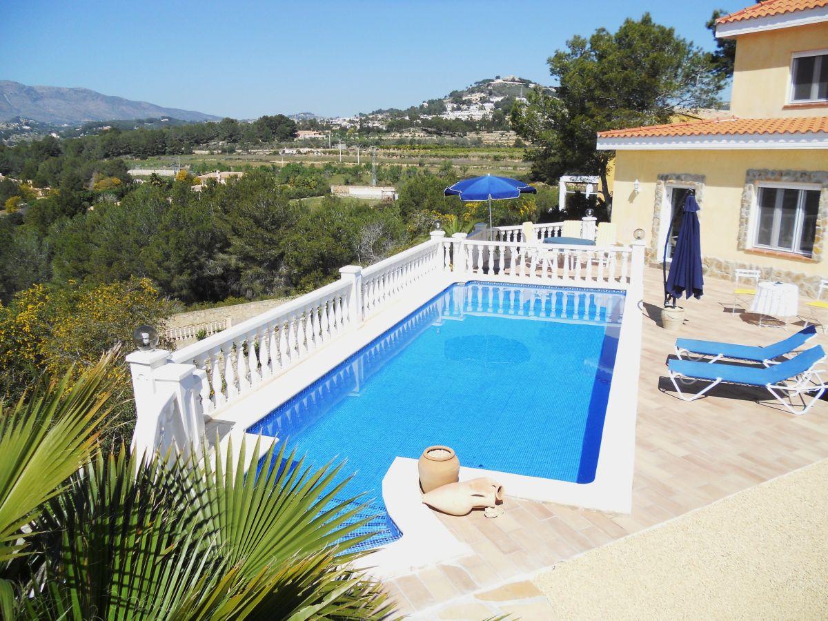 Ferienhaus villa malibu spanien costa blanca alicante familie j wilbertz for Swimming pool repairs costa blanca
