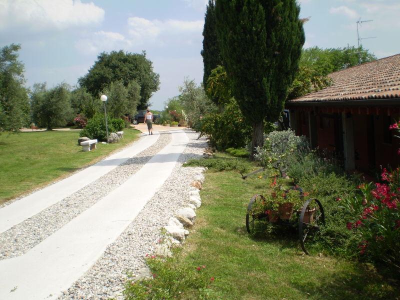 Holiday apartment Agriturismo Renzano garden apartment