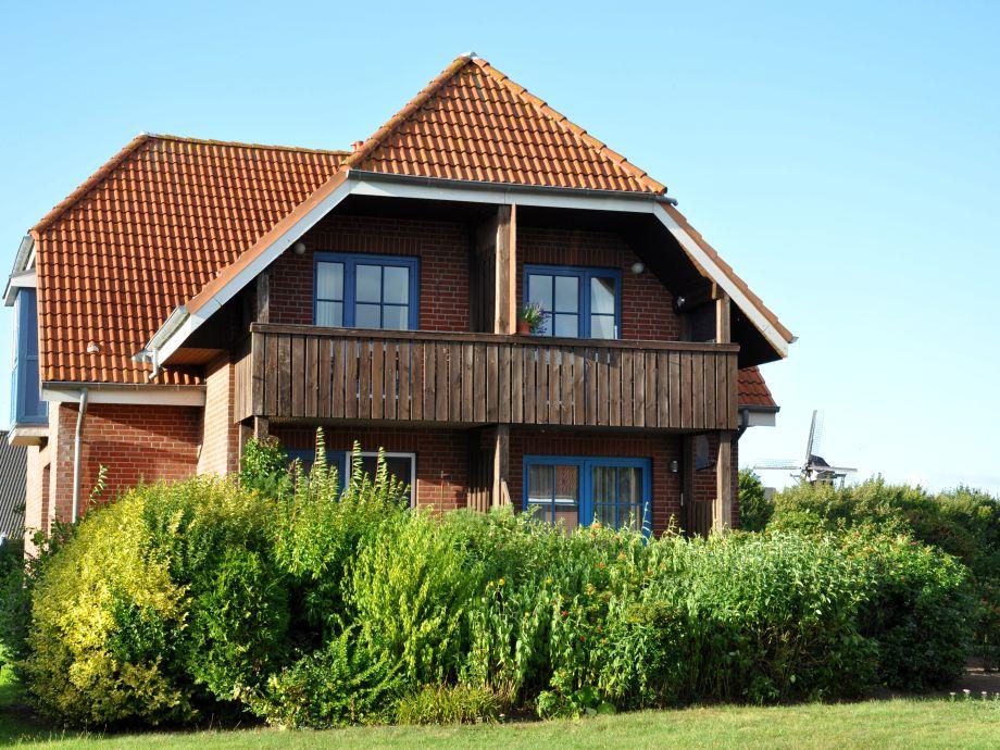 Haus 40 in der Ferienanlage Lemkenhafen