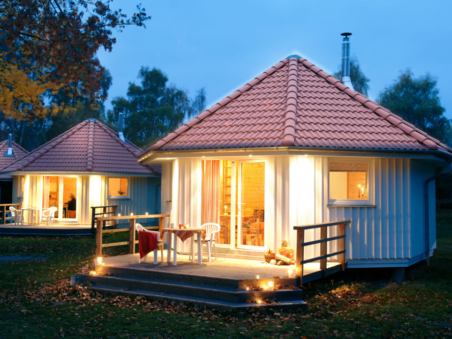 Tipi Ferienhaus in Boltenhagen