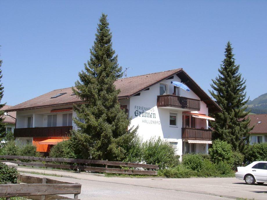 Ferienwohnung Heller in der Grüntenstraße