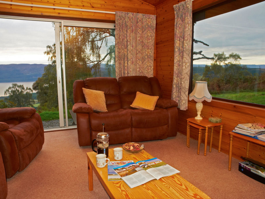 Lodge 5 Wohnzimmer