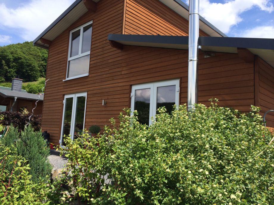 Heides Hütte 9,Terrasse