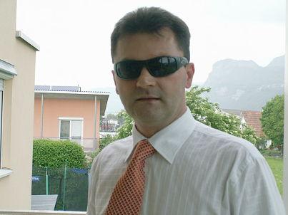 Your host Zeljko Herceg