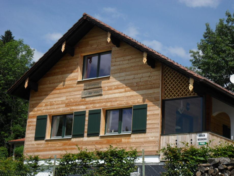 Landhaus in der Irlau - Südansicht