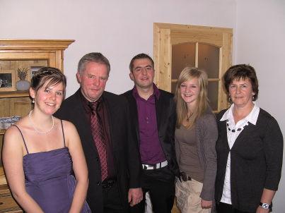 Ihr Gastgeber Adelbert u.Hildegard Linder