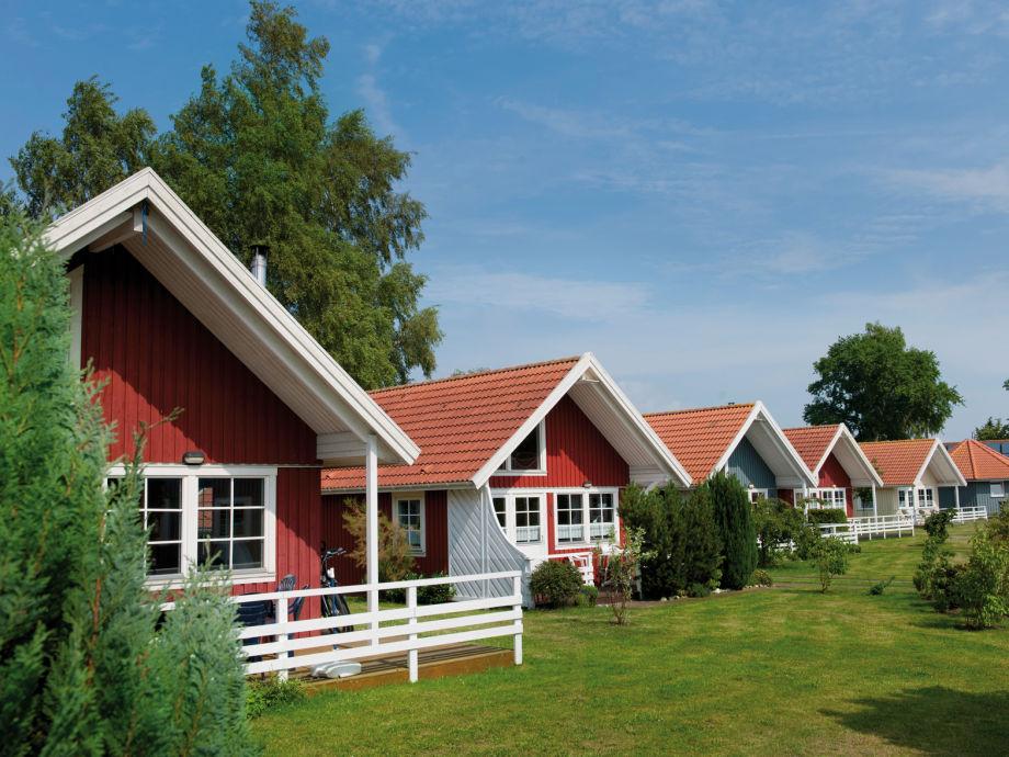 Skandinavische Ferienhäuser in Boltenhagen