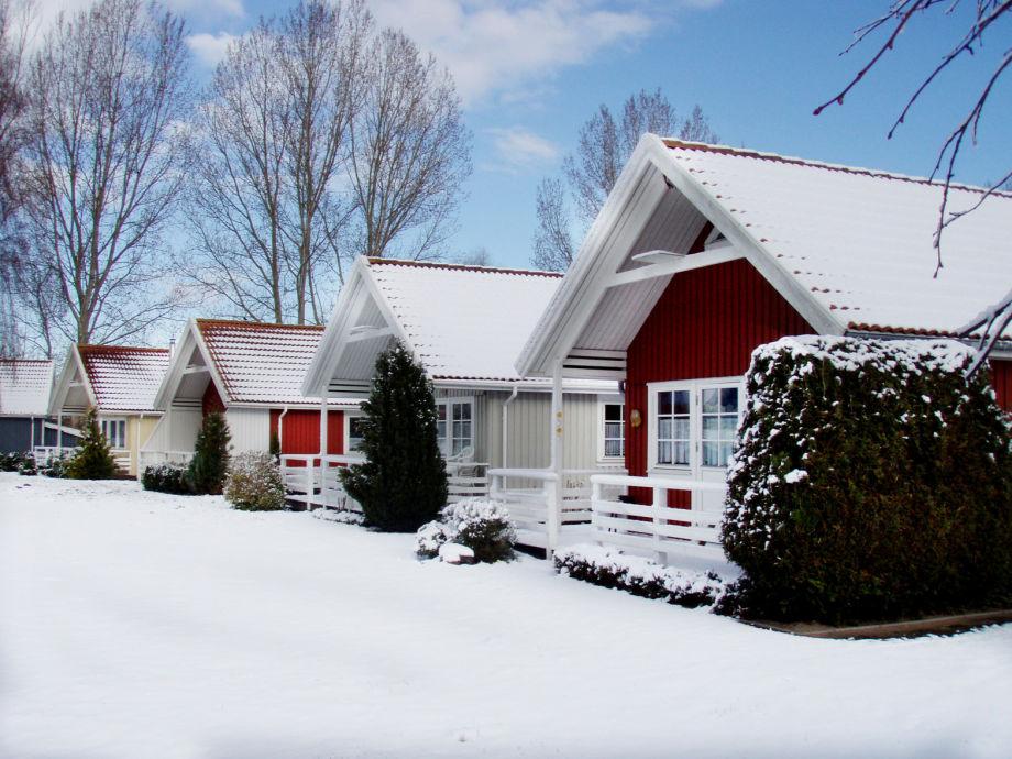Winterromantik in Boltenhagen