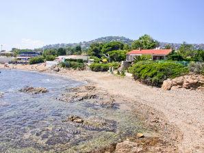 Ferienhaus direkt am Strand in Les Issambres