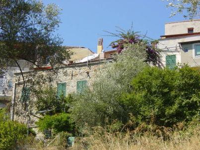 Civezza Gartenwohnung