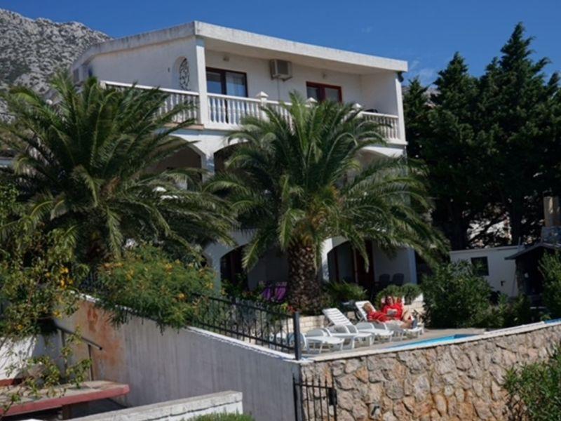 Ferienwohnung Villa Palma Karlobag
