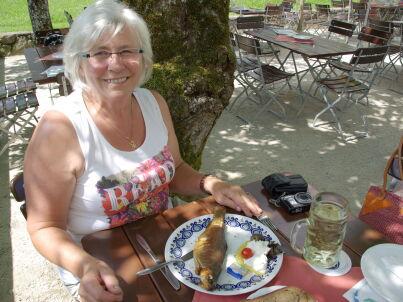 Ihr Gastgeber Brigitte Reischl