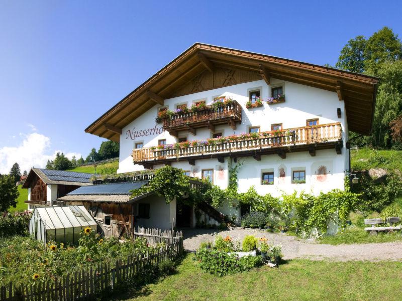 Ferienwohnung Aster - Nusserhof