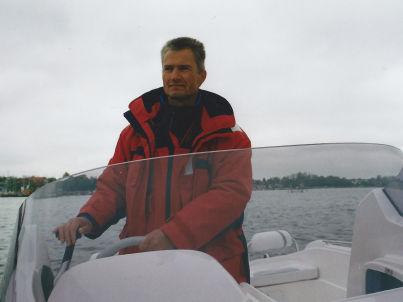 Ihr Gastgeber Torsten Chudzik