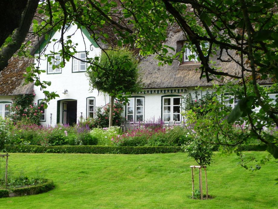 Blick vom Obstgarten