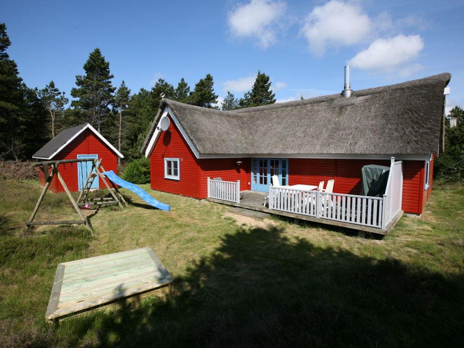 Tolles Ferienhaus auf Rømø