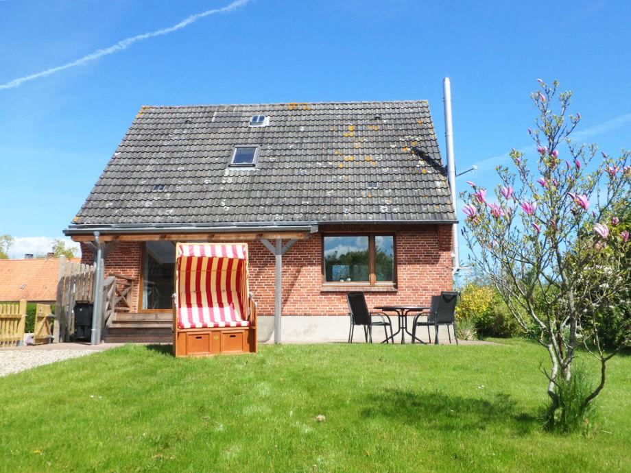 """Ferienhaus """"Kleine Insel"""" in Gelting an der Ostsee"""