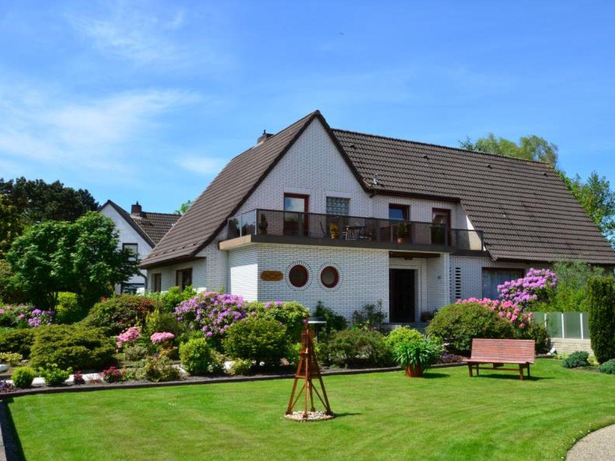 Haus am Strand Ferienwohnung 02 Niedersachsen Nordsee