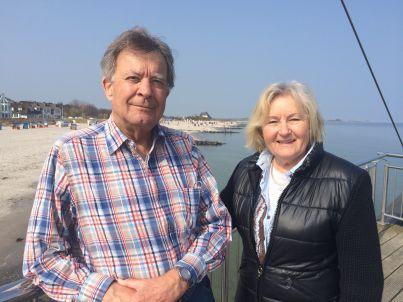 Ihr Gastgeber Klaus und Ingrid Beese