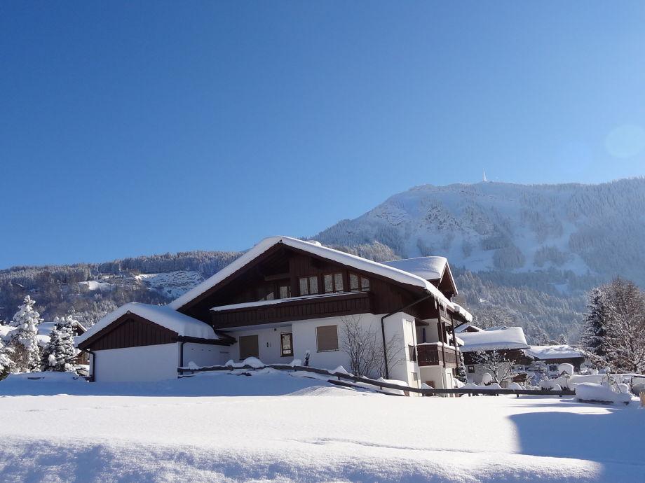 Winterlandschaft Rettenberg
