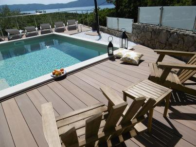 Stella Mare mit Swimmingpool
