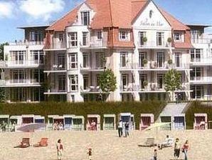 Ferienwohnung 3 in Schloss am Meer