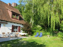Ferienhaus Stadtnah im Grünen, mit Seeblick