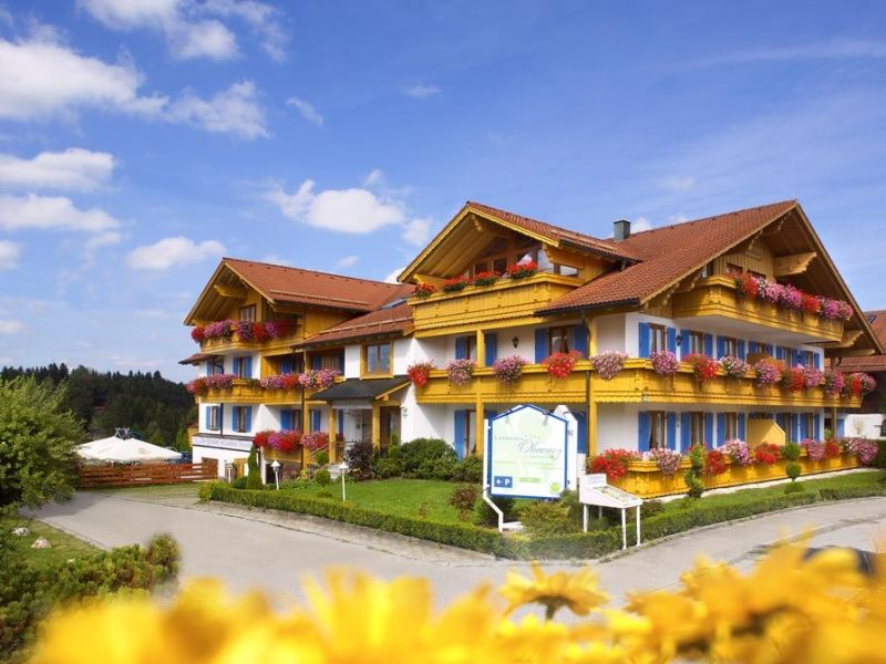 2 Zimmerferienwohnung im Landhaus Ohnesorg