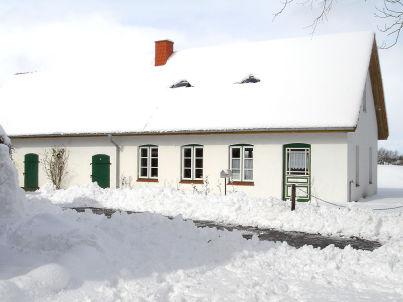 an Bauernhof in Klappholz