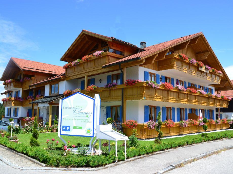 Landhaus Ohnesorg - Ihre Unterkunft im Urlaub