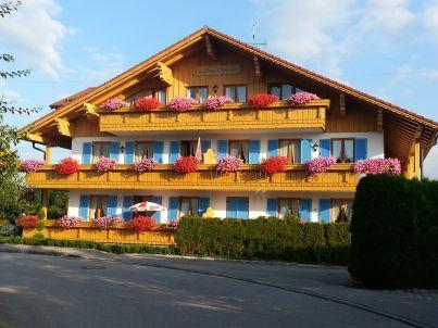 Alpenblick im Landhaus Ohnesorg