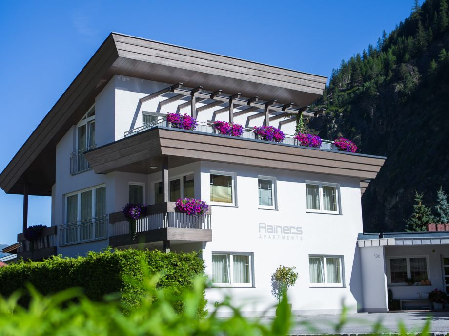 Rainers Apartment, Längenfeld