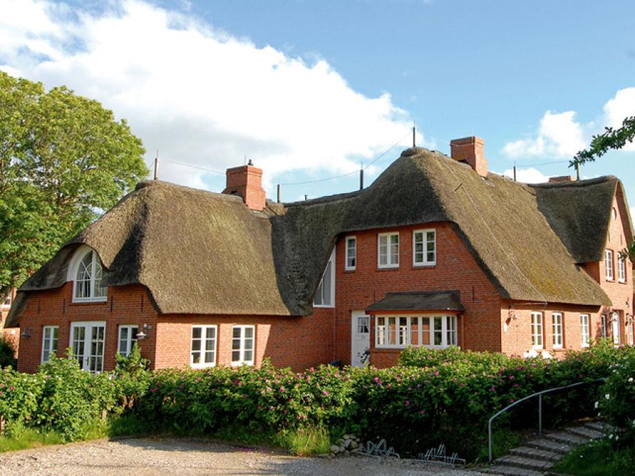 Das Haus Pastoratshof in der Außenansicht