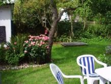 Ferienwohnung Gartenwohnung im Haus Muschel