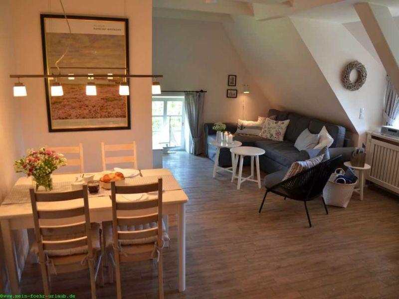 Ferienwohnung 3 im Haus Deichhof