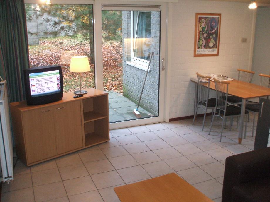 Ferienhaus vlaamse gaai 2a gelderland kootwijk firma for Wohnzimmer john