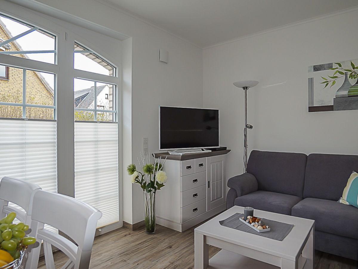 ferienwohnung deichkoje im haus am deich gr mitz. Black Bedroom Furniture Sets. Home Design Ideas
