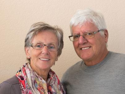 Ihr Gastgeber Edith & Otto Spirig